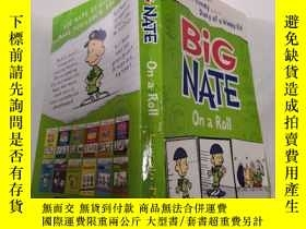 二手書博民逛書店Big罕見Nate on a Roll:大內特在滾動Y212829