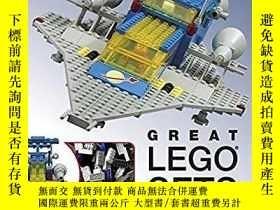 二手書博民逛書店Great罕見LEGOZ Sets A Visual Histo