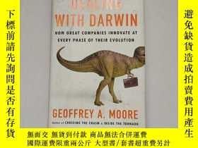 二手書博民逛書店Dealing罕見with Darwin:How Great Companies Innovate at Ever