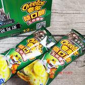 奇多隨口脆玉米濃湯口味玉米捲12入(盒)336g*6盒(箱)【0216零食團購】4710543004293-B