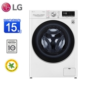 LG樂金15公斤WiFi滾筒洗衣機(蒸洗脫)WD-S15TBW~含基本安裝+舊機回收