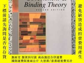 二手書博民逛書店Introduction罕見to Government and Binding Theory (Second ed