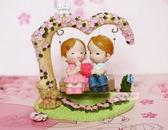 一定要幸福哦~~兩小無猜安床娃娃(小)、喝茶禮、吃茶禮、婚俗用品