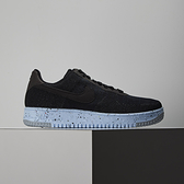 Nike Air Force 1 Crater Flyknit 男 黑 針織 休閒鞋 DC4831-001