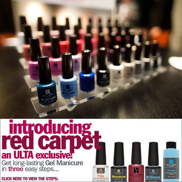 光撩甲油膠 RED CARPET紅地毯凝膠甲油 (共96色上) **歐美最紅品牌 葛萊美獎指定專用**