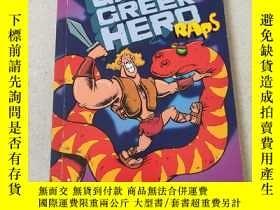 二手書博民逛書店GROOVY罕見GREEK HERO RAPS 時髦的希臘英雄饒舌Y212829