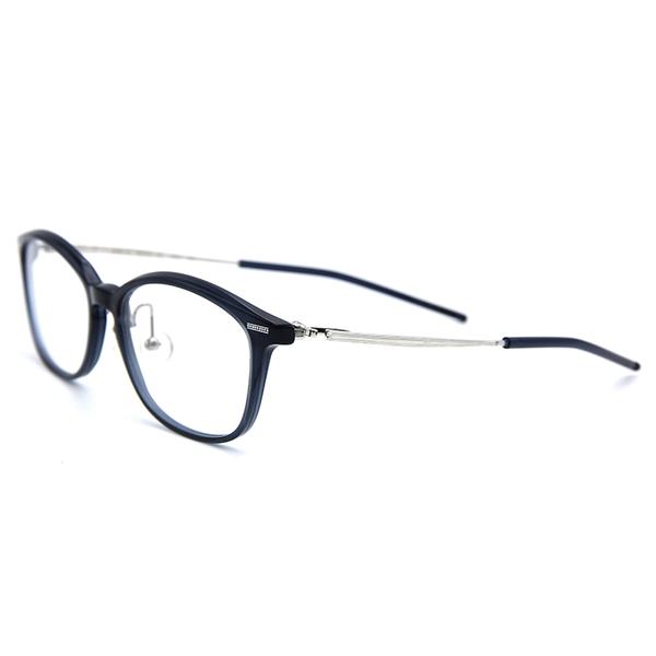 999.9 日本神級眼鏡 NPM75 5202 (透灰-銀) 鈦 近視眼鏡 久必大眼鏡