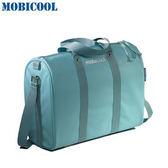 瑞典 MOBICOOL 義大利原創設計 ICON 16 保溫保冷輕攜袋(水藍色)