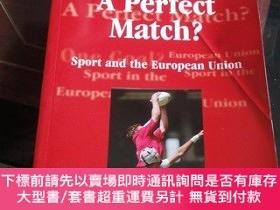 二手書博民逛書店A罕見Perfect Match? ( Sport and the European Union )Y2329