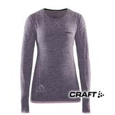 【瑞典CRAFT】女 全天候長袖內著衣『淺紫』1903714 排汗衣│慢跑衣│吸濕排汗│乾爽透氣