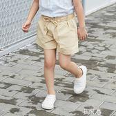男女童短褲純棉休閒褲子夏季童裝