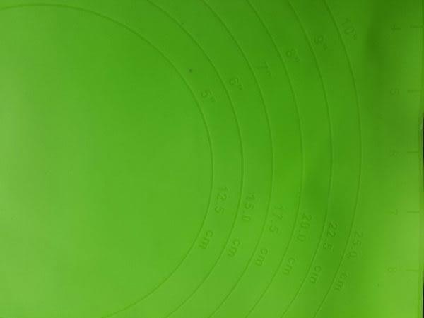 廚房用品   DIY烘焙揉麵墊 有刻度 麵團 翻糖蛋糕 麵包 糖霜餅乾 西點 蛋糕 披薩 【KPP013】-收納女王