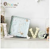 可愛紀錄寶寶足印手印成長相框 新生兒紀念套裝禮物1