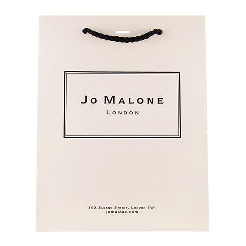 原廠專櫃紙袋 Jo Malone 中尺寸 (橫長17cm.直高20cm.邊寬9cm)【QEM-girl】