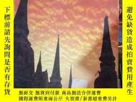 二手書博民逛書店英文原版書罕見Lonely Planet Thailand (9