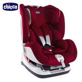 【加碼2禮送保護墊+玩具熊】chicco-Seat up 012 Isofix安全汽座-熱情紅
