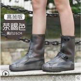 特賣防水鞋套雨鞋套男女鞋套防水雨天防滑加厚耐磨成人下雨天防水防雨硅膠鞋套