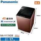 Panasonic國際牌 17公斤 EC...
