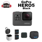GoPro HERO5 Black 【台南-上新】長效combo組 專業版 高畫質 防手震 4k 錄影 公司貨 HERO5