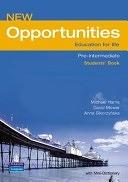 二手書《New Opportunities, Education for Life: Pre-intermediate. Students book》 R2Y ISBN:0582854199