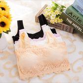 少女文胸 少女文胸初中小學生高中運動內衣背心式小孩女童發育期胸罩夏季薄