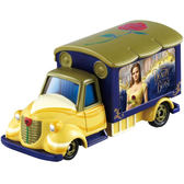 TOMICA 迪士尼小汽車 DM 美女與野獸宣傳車