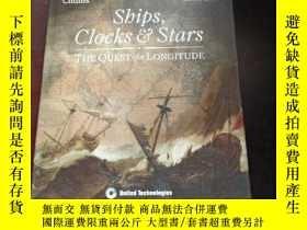 二手書博民逛書店Ships,罕見Clocks, and Stars The Quest for Longitude·Y3335