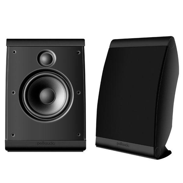 美國 Polk Audio OWM3 環繞喇叭 / 壁掛喇叭 (黑色/白色) 一對