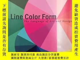 二手書博民逛書店罕見Color Form: The Language of Ar