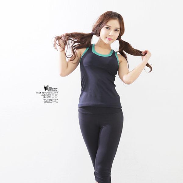 韓國健身瑜伽服上衣短袖女春夏健身房運動服跑步訓練速乾衣   - jrh0017