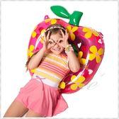 ☆小薇的店☆台灣製聖手品牌【亮彩條紋款式】女童連身裙式泳裝特價590元 NO.A88603(10-18)