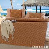 藤席1.5涼席1.8m床夏季席子摺疊1.3騰軟席1一米二滕席2/5WD 創意家居生活館