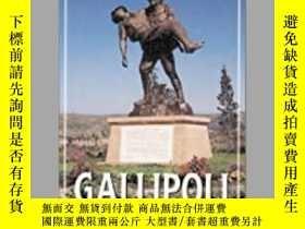 二手書博民逛書店Gallipoli罕見(damaged)-加利波利(損壞)Y414958 出版2020