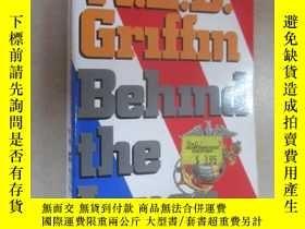二手書博民逛書店外文書罕見Behind the lines(共559頁,32開)Y15969 出版1996