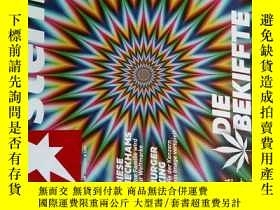 二手書博民逛書店Stern罕見2014年11月27 NR.49 德國明星週刊 德