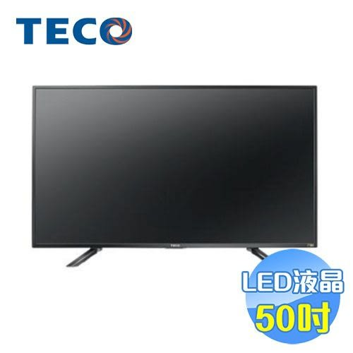 東元 TECO 50吋低藍光LED液晶顯示器 TL50C1TRE