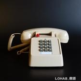 美式復古電話機老式仿古電話座機 辦公家用創意時尚電話固話 樂活生活館