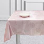 戀紫緹花桌巾120X120cm