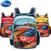 正版Disney 迪士尼汽車總動員 閃電麥昆 兒童書包 後背包-81049