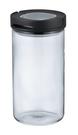 金時代書香咖啡 HARIO 密封保鮮罐 L 黑色 MCNJ-L300-B