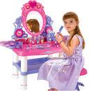 *粉粉寶貝玩具*小女生最愛的扮家家酒化妝台(大)~有超多小配件~超浪漫登場