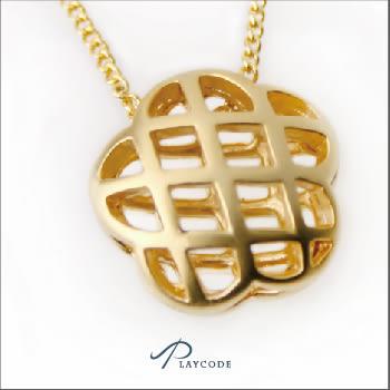 項鍊 鏤空設計 五瓣花 金色 銀色 正韓現貨