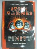 【書寶二手書T9/原文小說_KEA】Finity_John Barnes