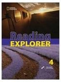 二手書博民逛書店《Reading Explorer 4 Student Book