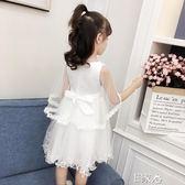 洋裝童裝女童連身裙蓬蓬紗裙