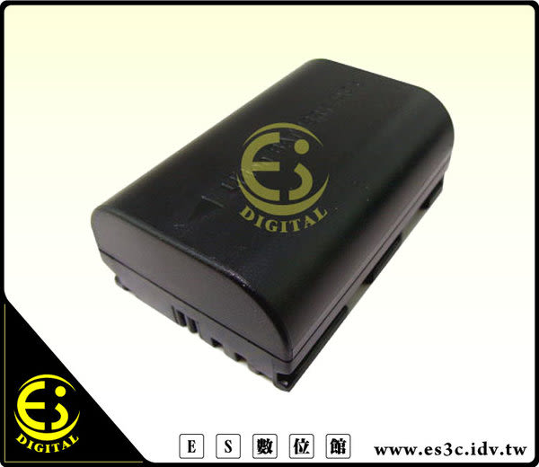 ES數位館Canon XC10 EOS 5DS 6D 6D II 5D II 5D2 5D3 5D III 5D4 5D IV 7D 60D 70D 80D 專用 LP-E6 電池 LPE6