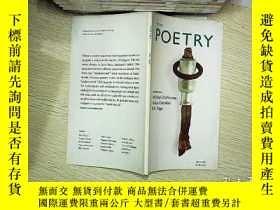 二手書博民逛書店POETRY罕見MAY2007 詩歌2007年5月Y203004
