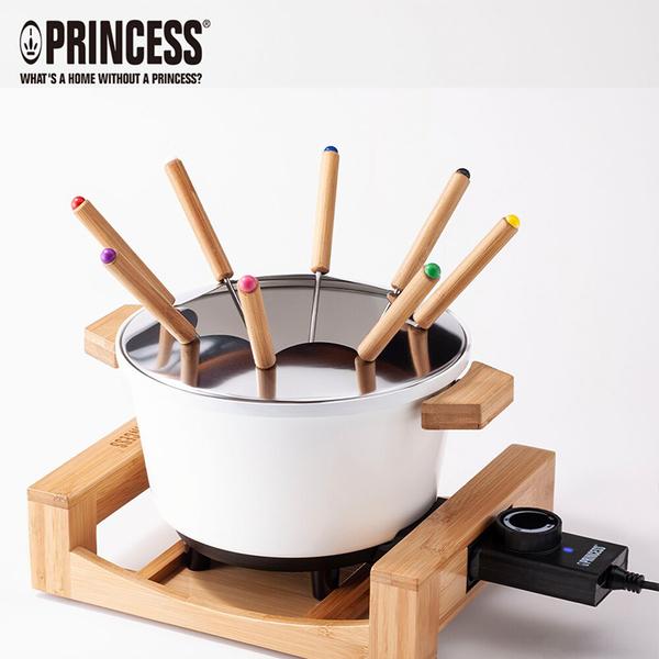 荷蘭公主 1.5L多功能陶瓷料理鍋-173030(白)/173026(黑)