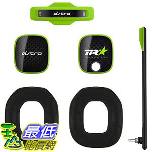 [美國直購] ASTRO 綠色 B014S0DVDK Gaming A40 TR Mod Kit 專用替換 配件 抗噪