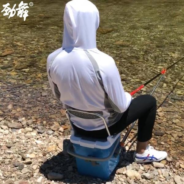 箱子小釣箱新款輕便迷你可坐釣魚桶可釣魚多功能小型全套釣魚箱坐 「店長熱推」